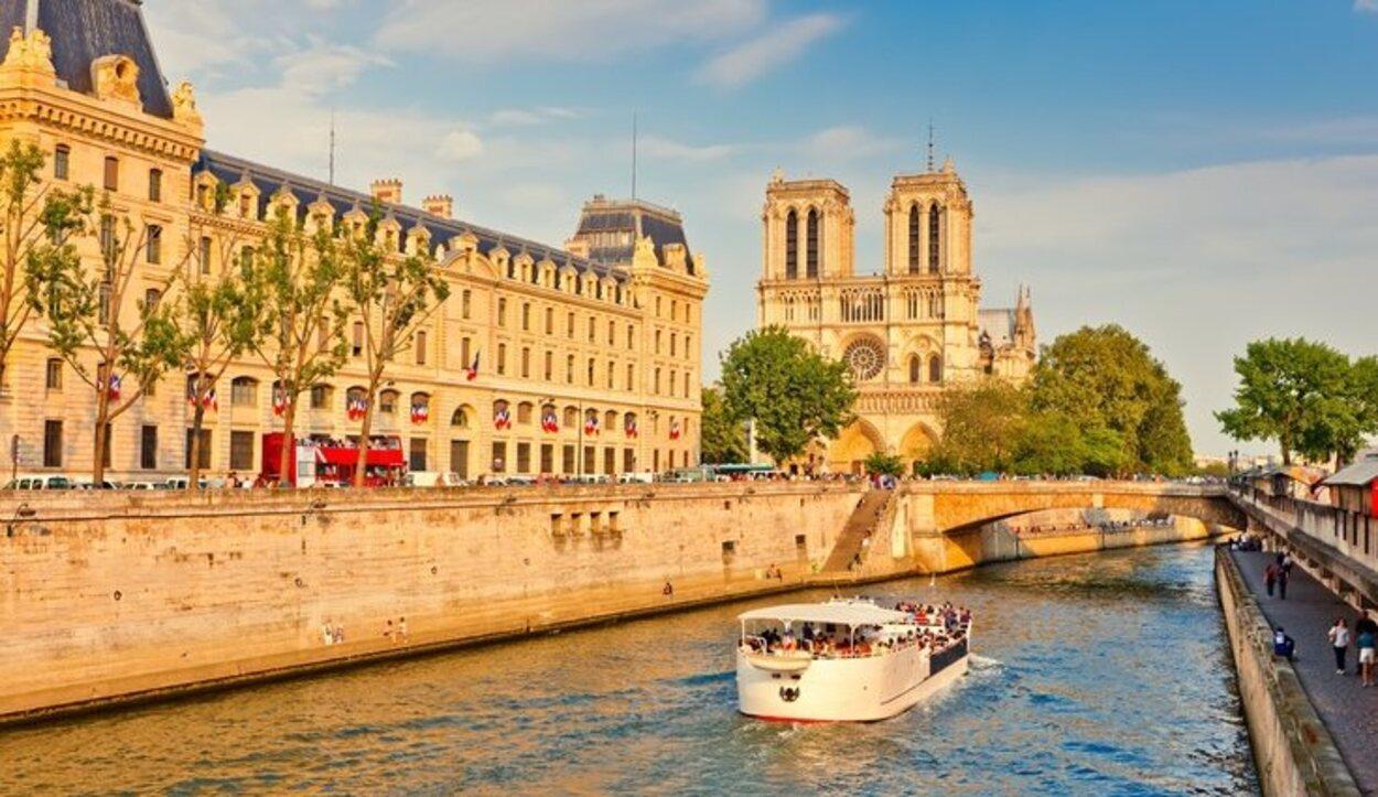 Las gárgolas de la Catedral de Notre Dame son uno de los elementos más famosos del edificio