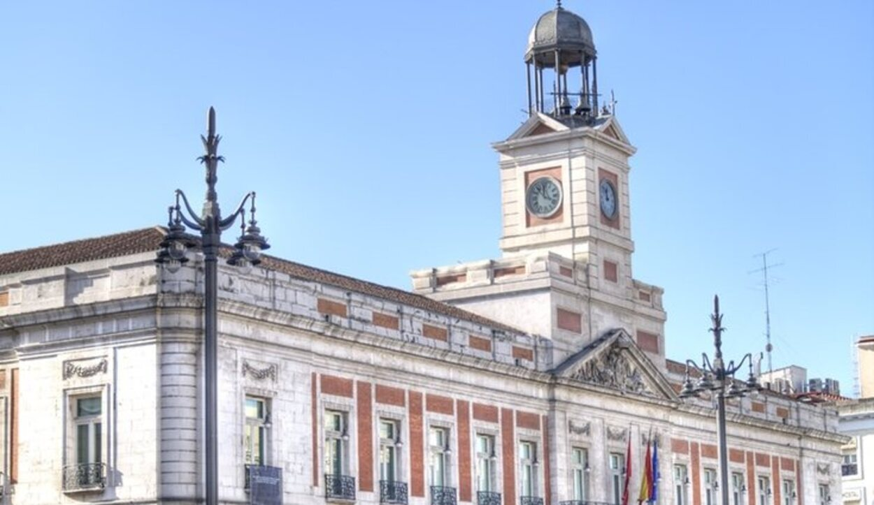 La Puerta del Sol es uno de los lugares más concurridos de Madrid