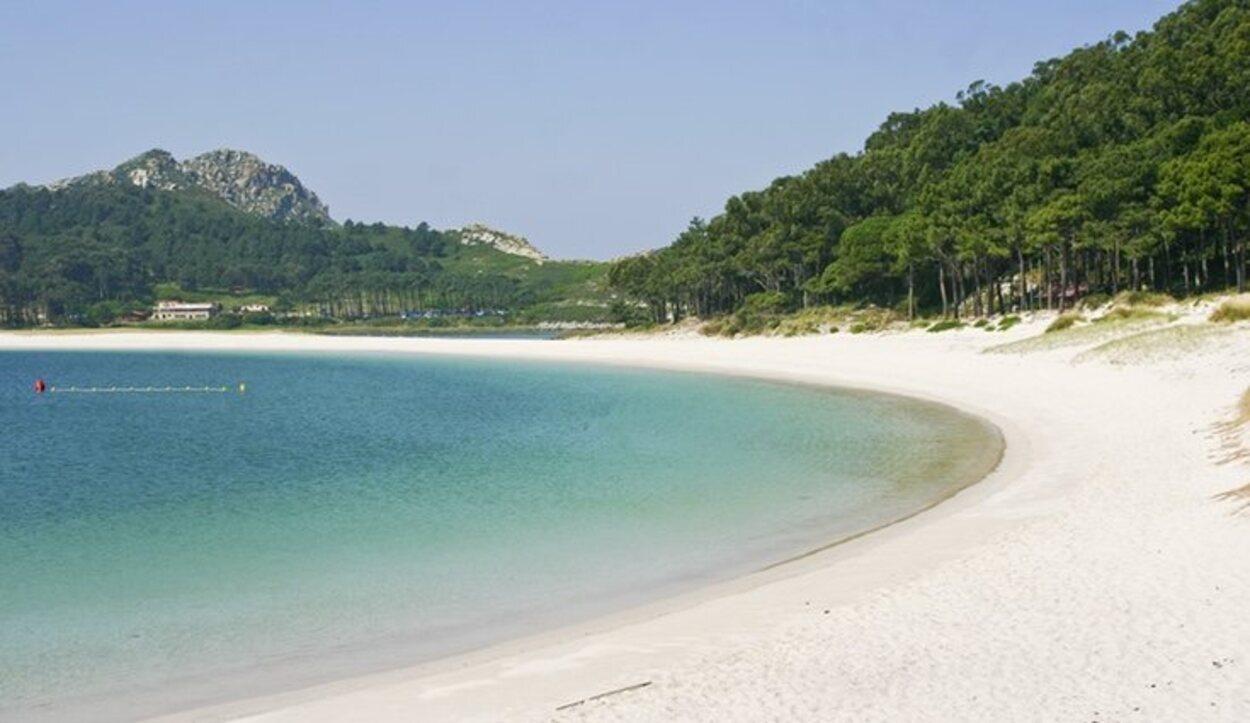 Algunas playas de Galicia no tienen nada que envidiarle a las del Mar Caribe