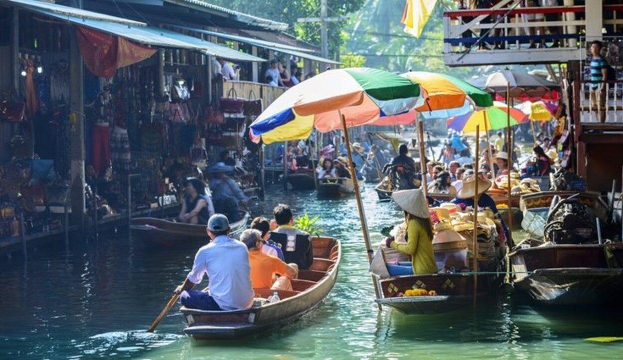 Bangkok es una de las capitales más vanguardistas del continente asiático