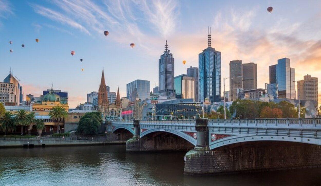Melbourne es conocida como la