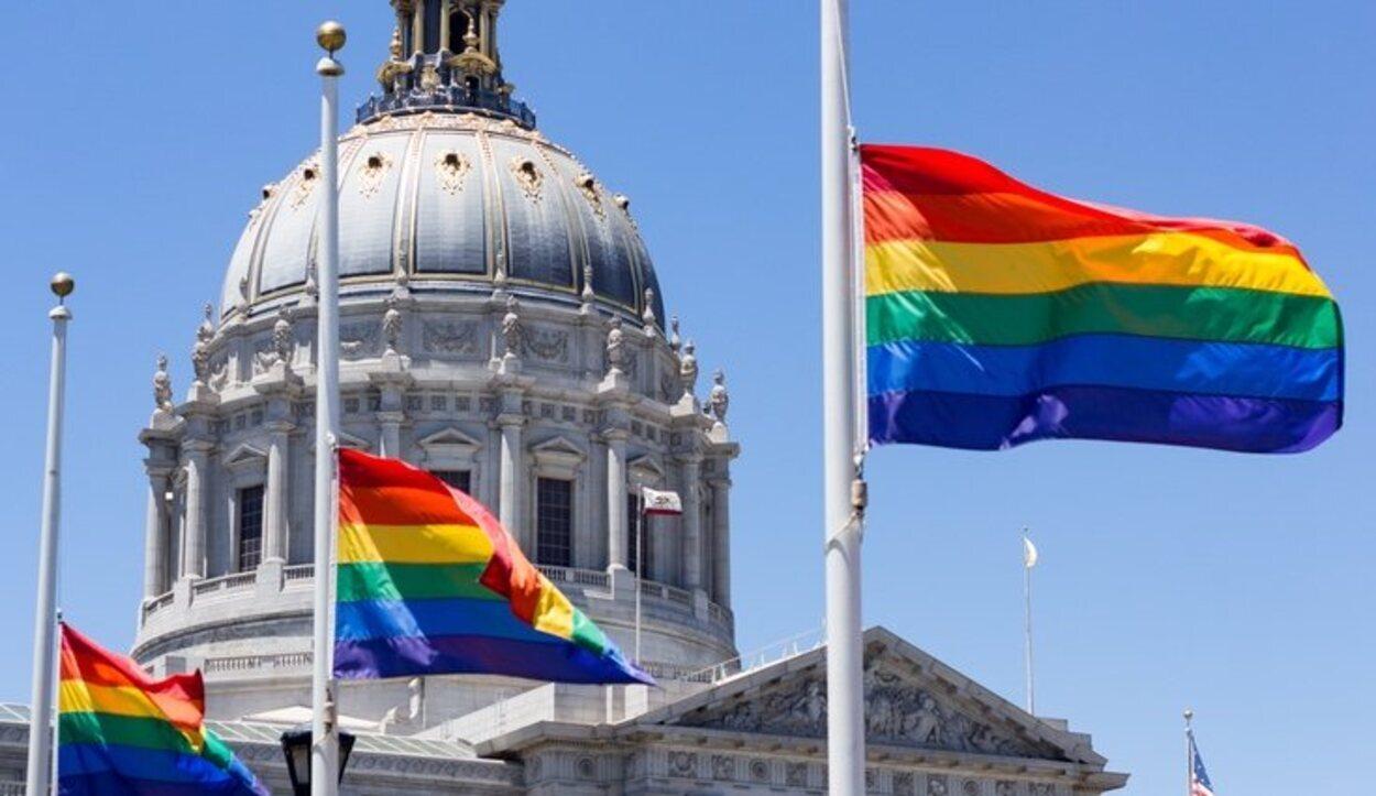San Francisco es una de las ciudades de California con más presencia LGTBIQ+