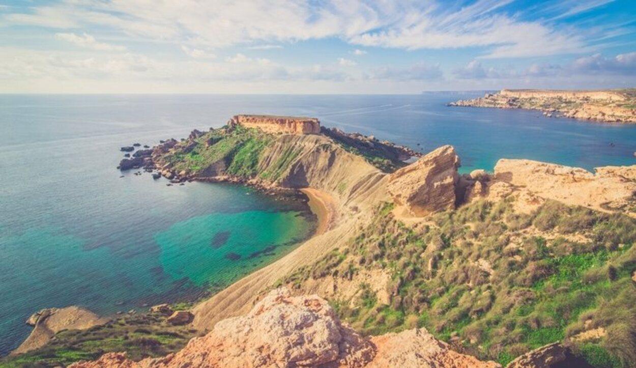Malta es una isla con mucha historia