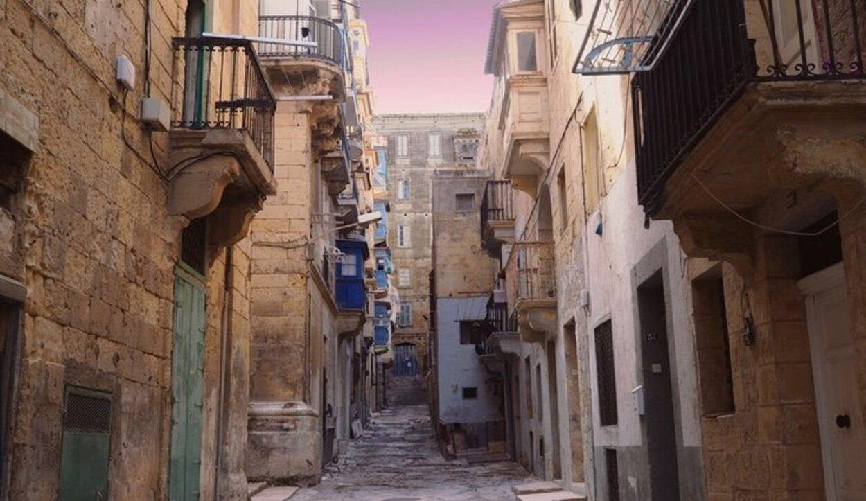 La Velleta es la capital de Malta, una de las ciudades más bonitas del Mediterráneo