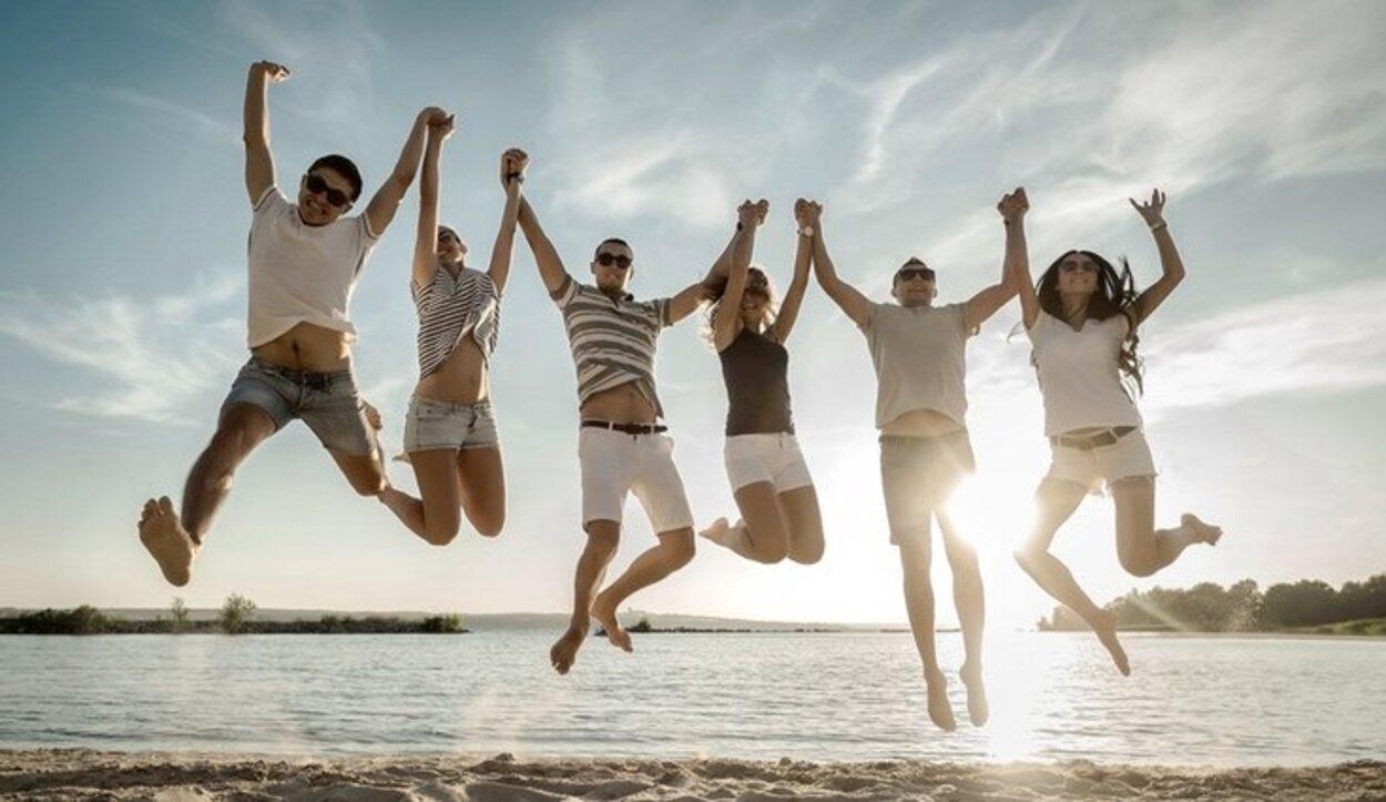 Lo mejor del verano es poder disfrutar del buen tiempo con tus familiares y amigos