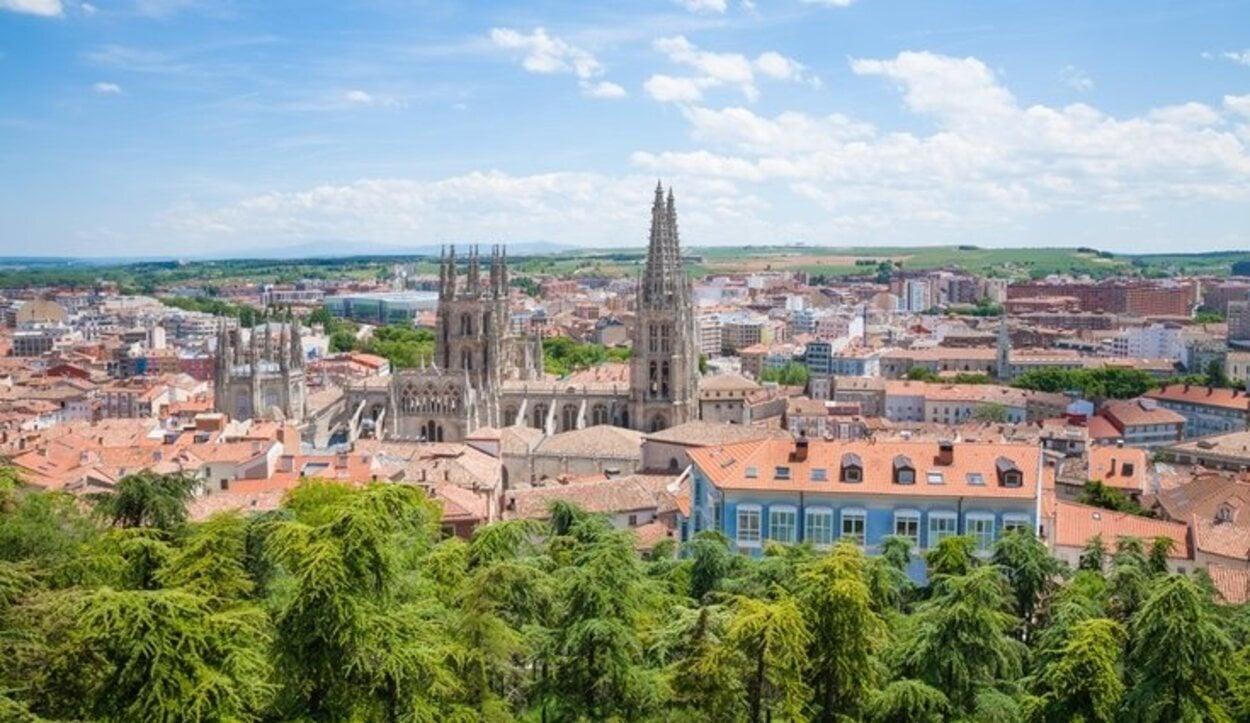 Burgos es un destino perfecto para no pasar mucho calor en verano