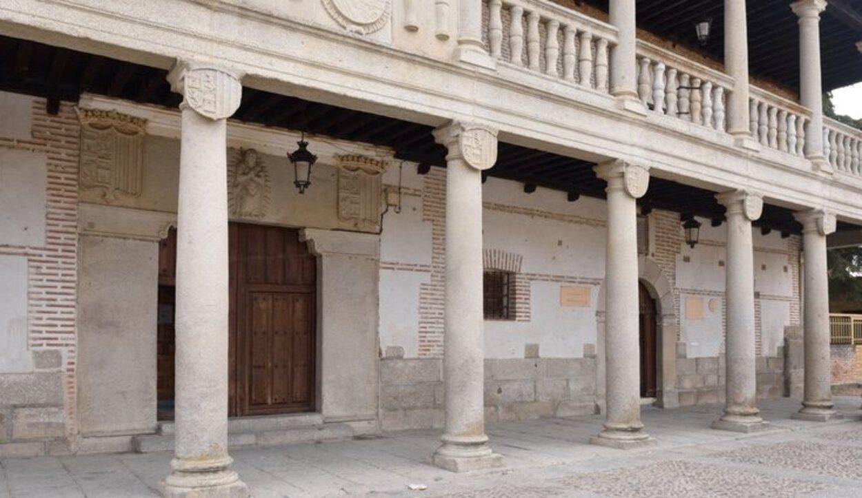 La casa de Isabel la Católica en Madrigal de las Altas Torres