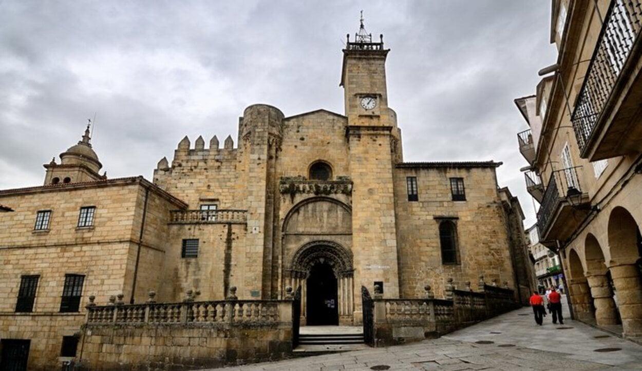 Catedral de San Martín (Ourense, Galicia)