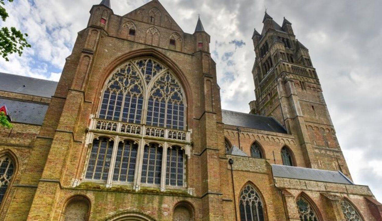 La Catedral de San Salvador es un lugar plagado de arte