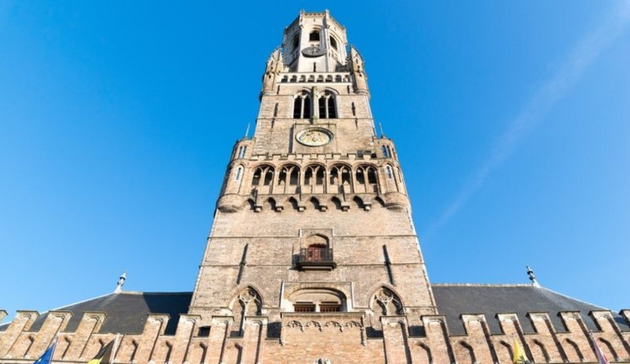 Esta torre es el punto más alto de la ciudad