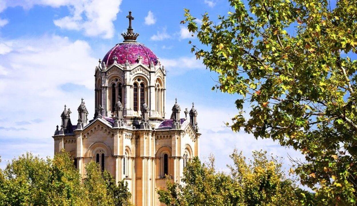 Vistas del Panteón de Guadalajara
