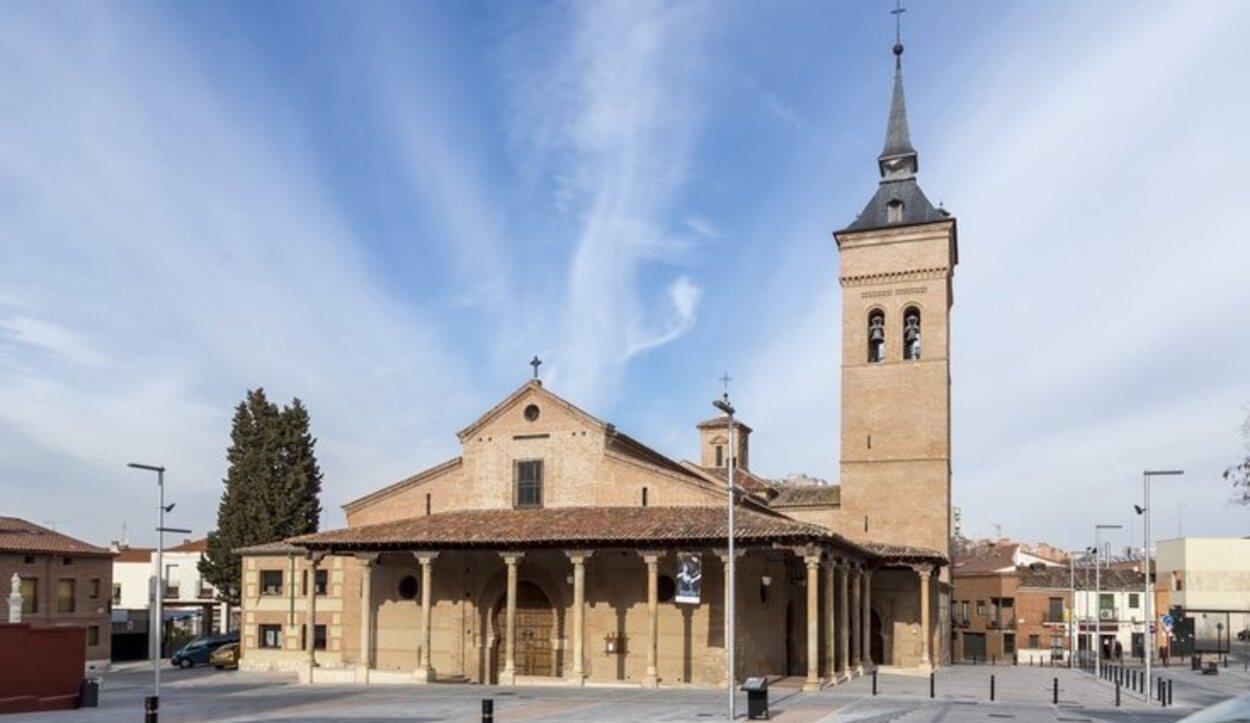 La Concatedral de Santa María