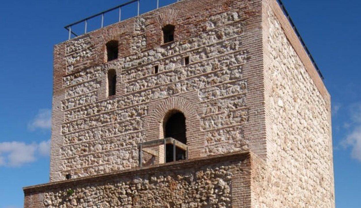 Torreón del Alamín en Guadalajara