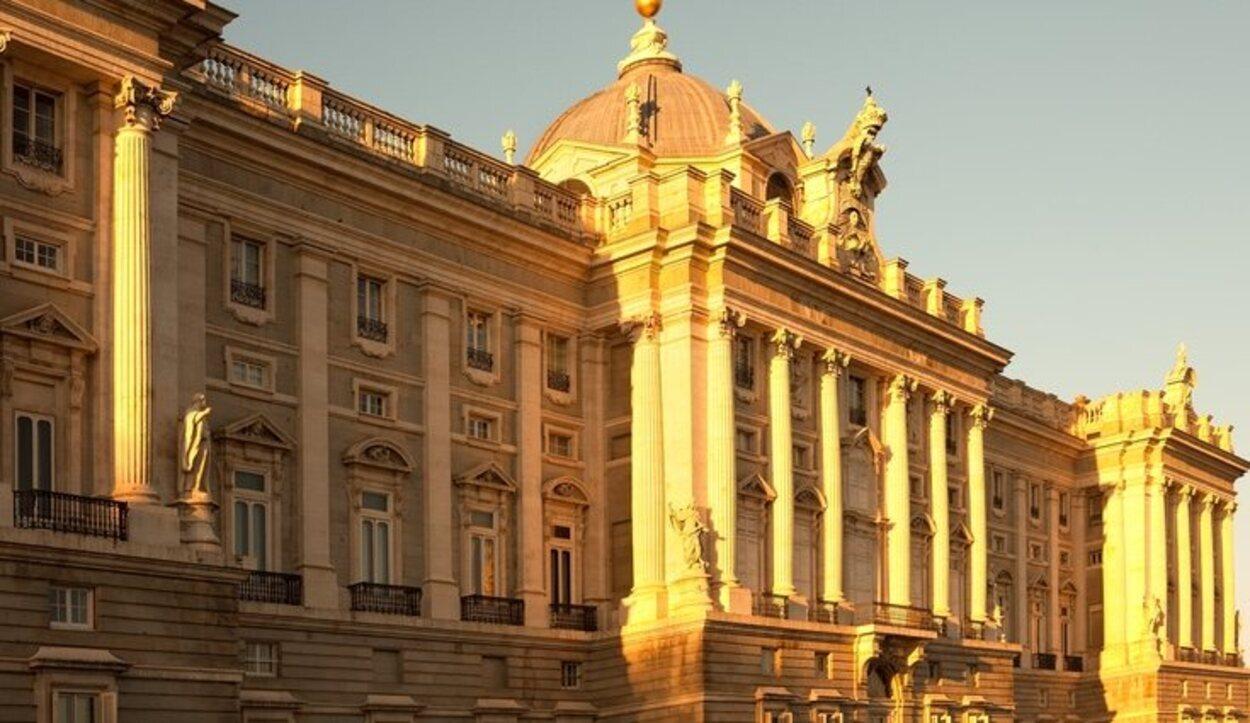 El palacio es gratuito para todos los ciudadanos europeos e iberoamericanos