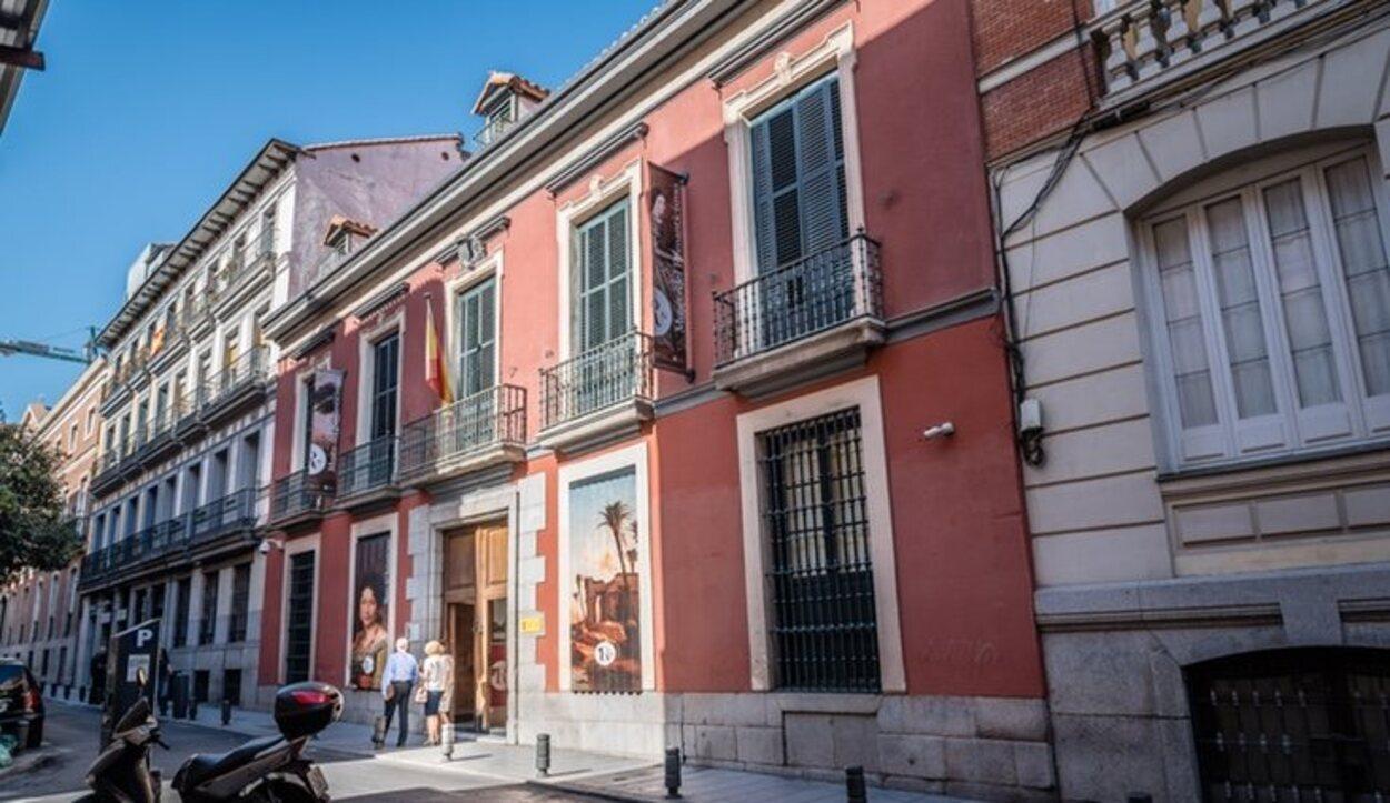 Este museo está situado en el barrio de Chueca