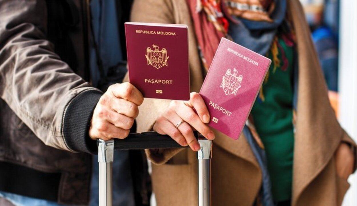 Ten bien guardado el pasaporte cuando viajes al extranjero