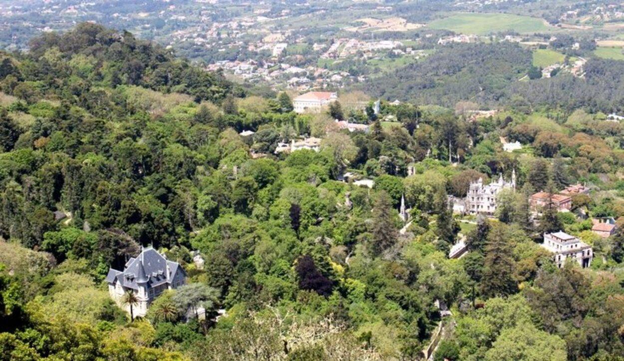 El paisaje de Sintra