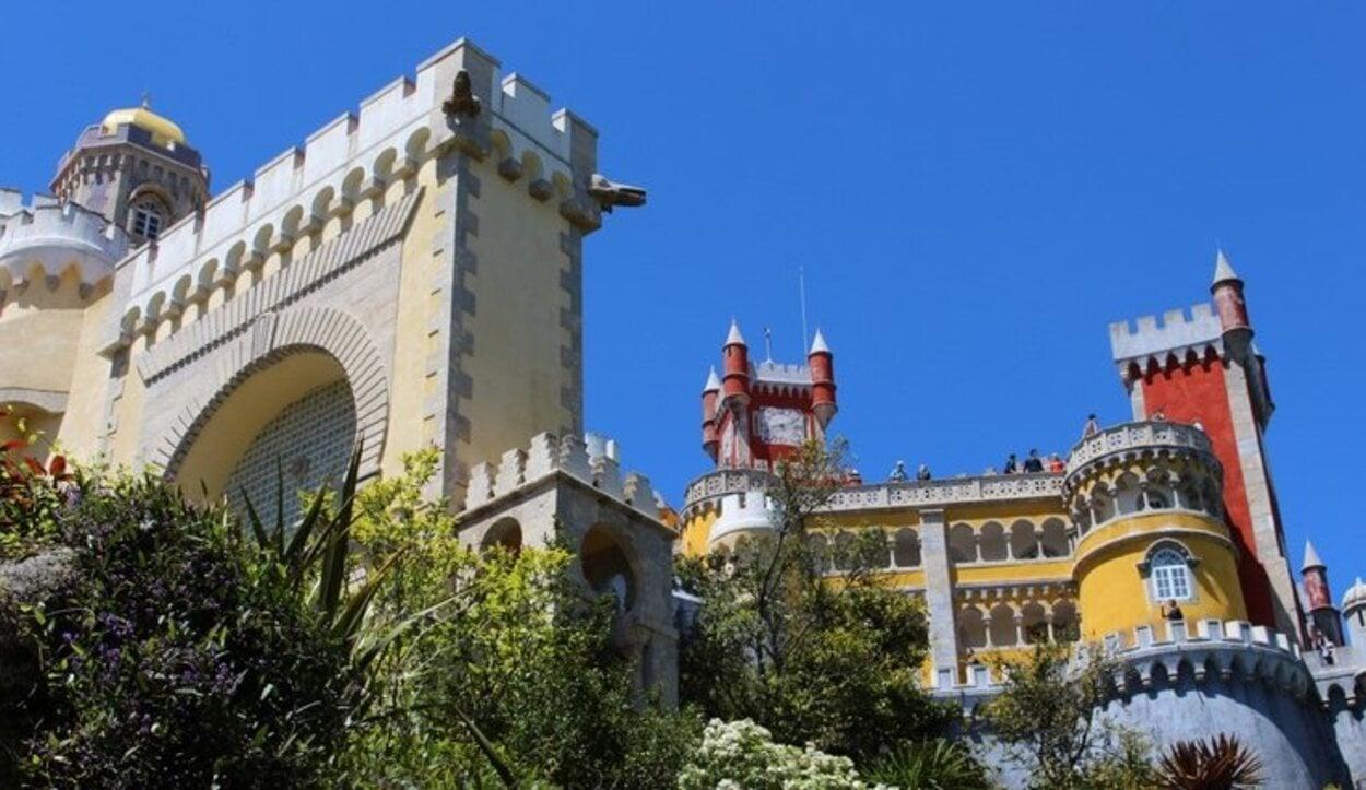 El Palacio da Pena