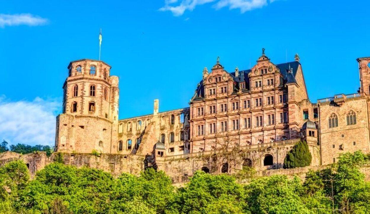 La joya de Heidelberg es el Palacio de la Corona