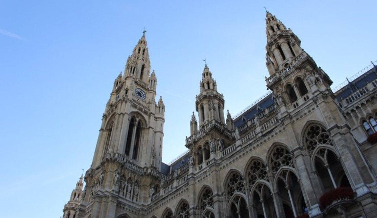 La Iglesia Votiva de Viena