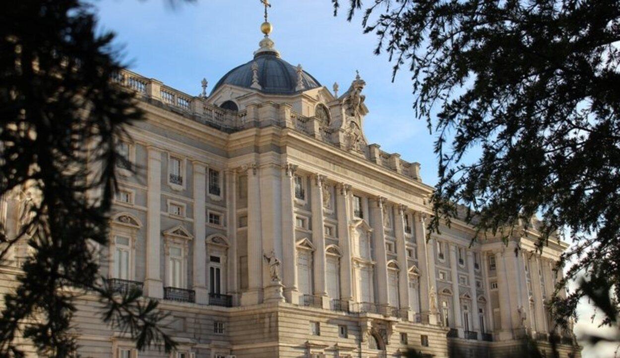 El Palacio Real de Madrid fue el capricho del nuevo monarca