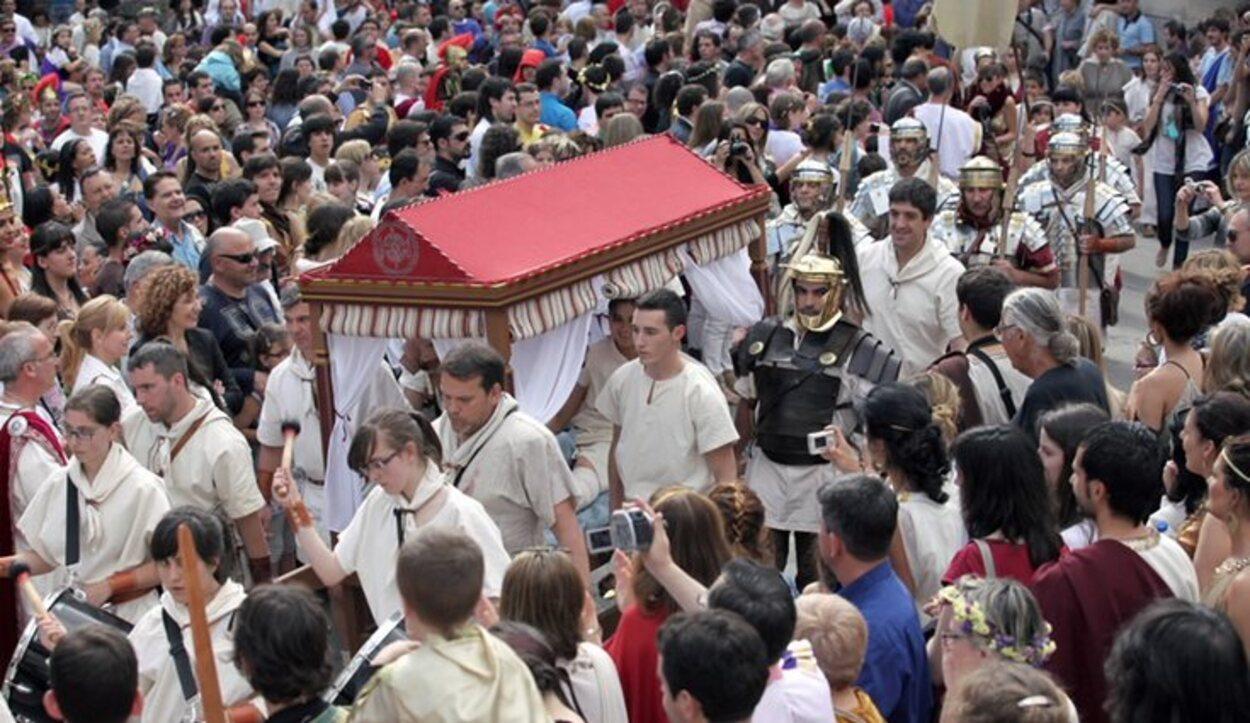La fiesta de Arde Lucus es de Interés Nacional / Turismo.gal