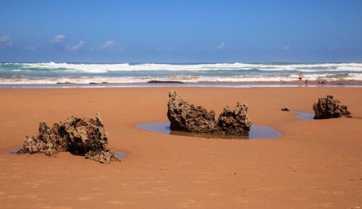 Unas playas que no son muy conocidas, que te permitirán pasar unas relajadas vacaciones
