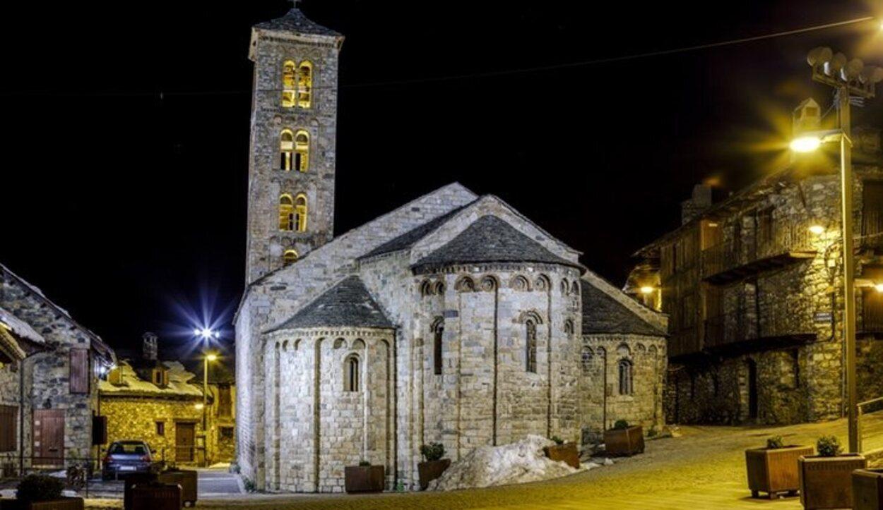 La iglesia de Santa María de Taüll es imprescindible de ver