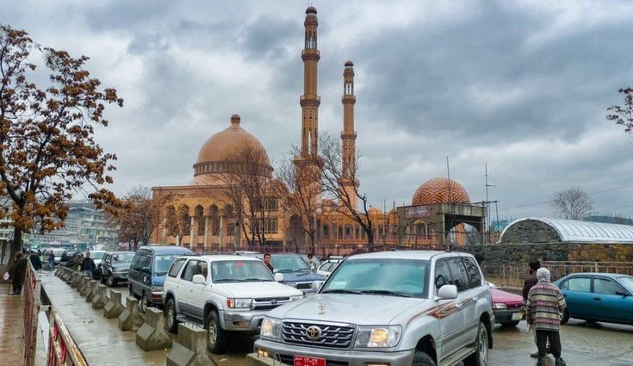 Kabul, capital de Afganistán, es de las ciudades más peligrosas
