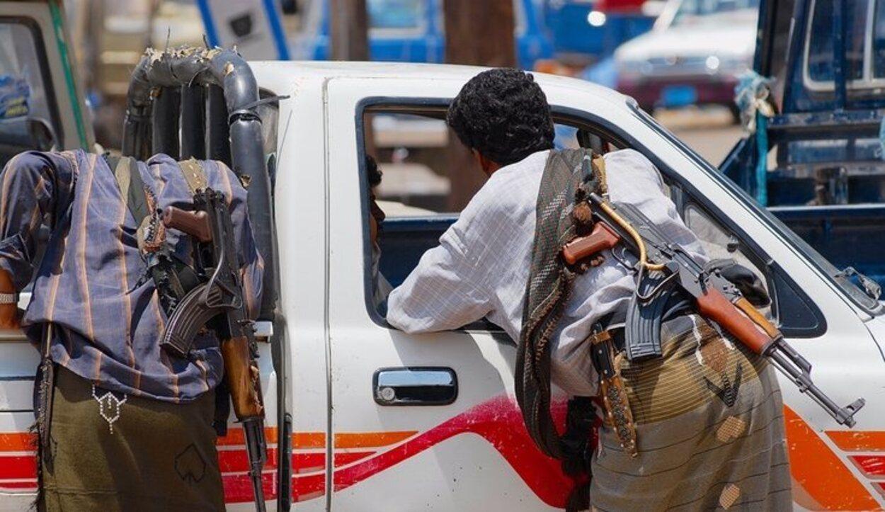 En Yemen hay muchas revueltas y los secuestros a turistas son frecuentes