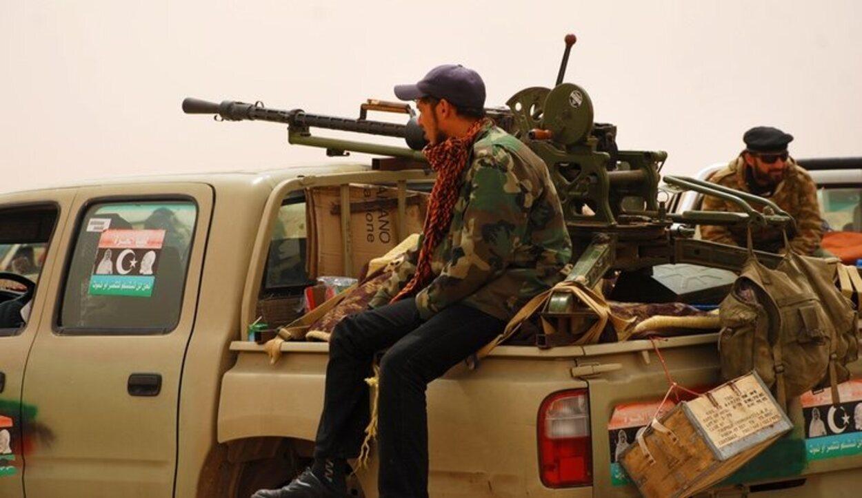 En Libia se producen atentados terroristas de forma habitual