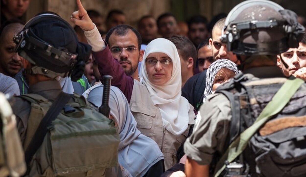 Palestina es el blanco de los ataques por parte de Israel