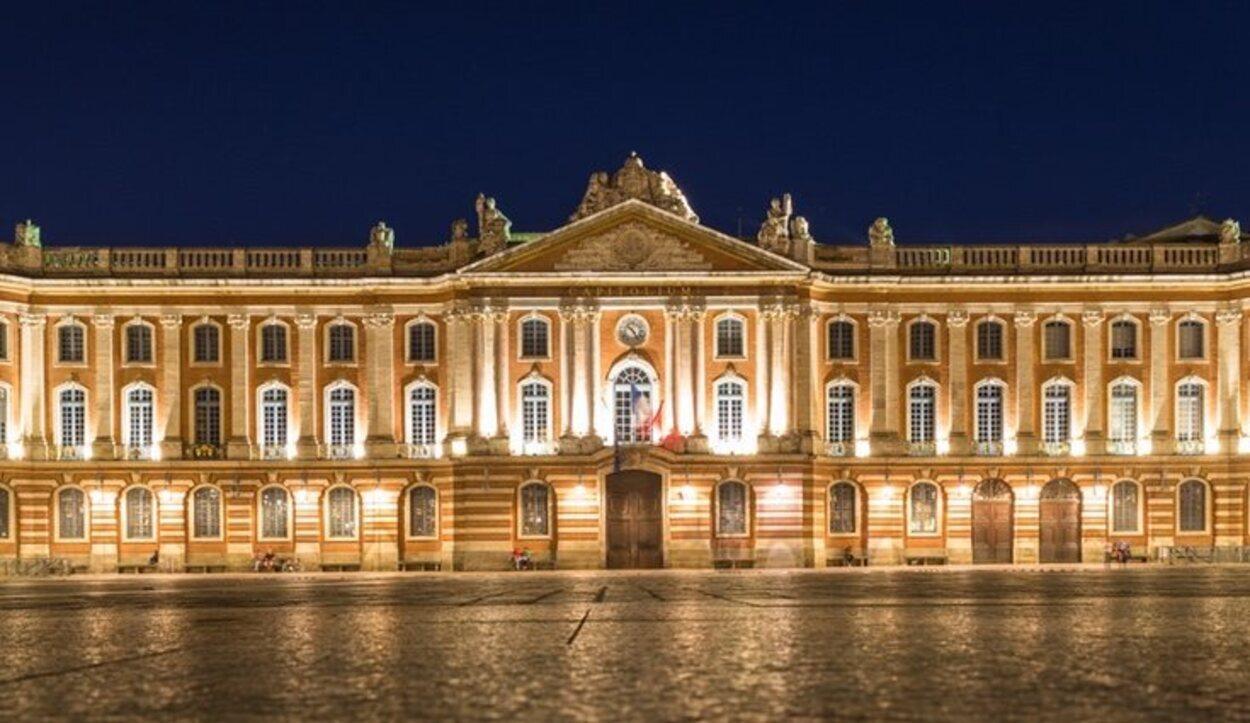 La Plaza del Capitolio es el centro de la ciudad por excelencia