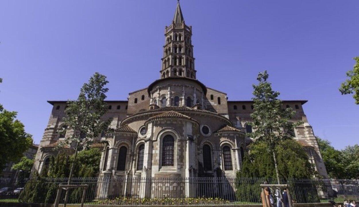 Cerca de la Basílica de Saint-Sernin encontramos una amplia gama de restaurantes