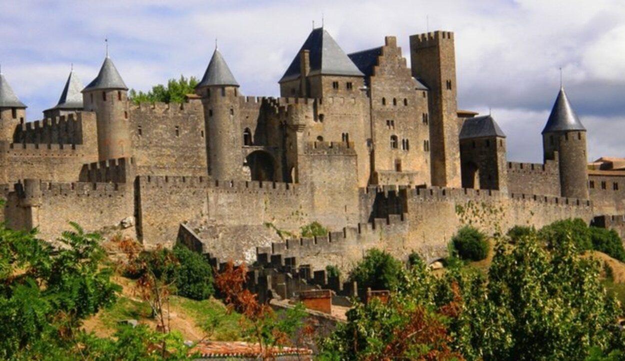 La ciudad fortificada a 90 kilómetros de Toulouse
