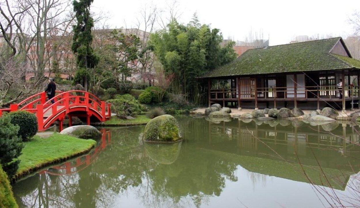 En Toulouse también puedes visitar el famoso Jardín Japonés