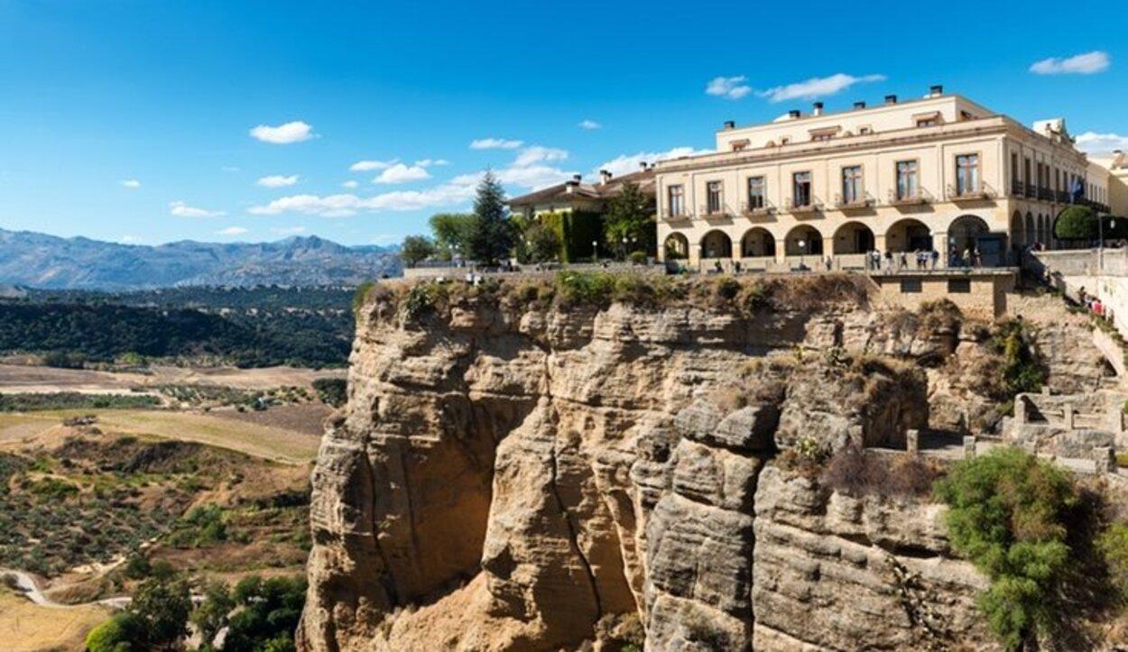 El asombroso enclave en Ronda con vistas únicas al Tajo de Ronda