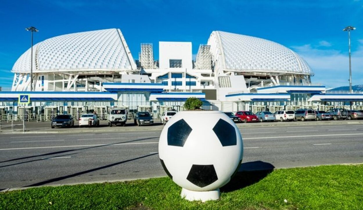 Estadio de fútbol dónde jugó la Selección Española en el Mundial de 2018