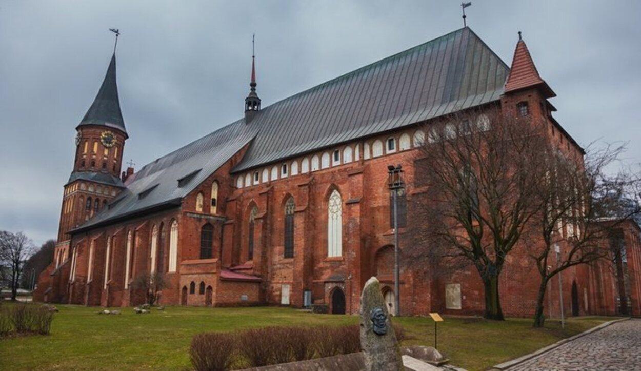 La Catedral de Kaliningrado es considerada Patrimonio de la Humanidad por la Unesco