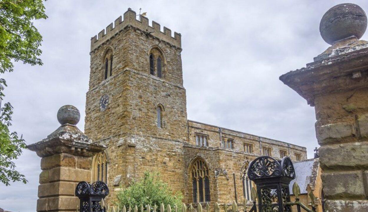 Great Brington es un pueblo de apenas 200 habitantes (Inglaterra)