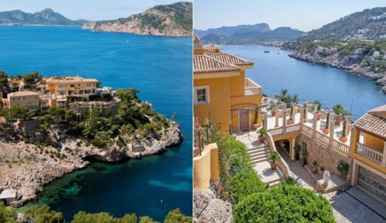 Diana Spencer pasó en Mallorca unos días antes de la boda (Mallorca) / Foto: Idealista