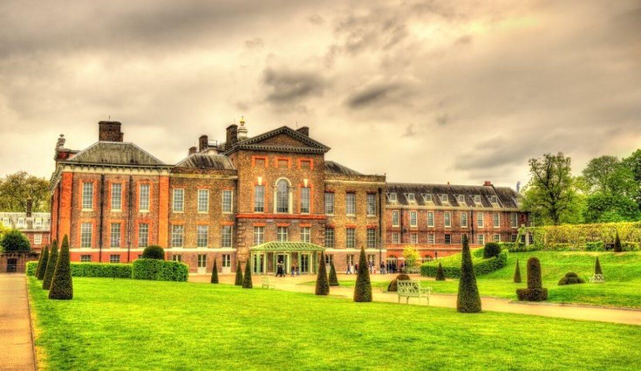 Kensington Palace es la Residencia Real desde hace más de 300 años (Londres)