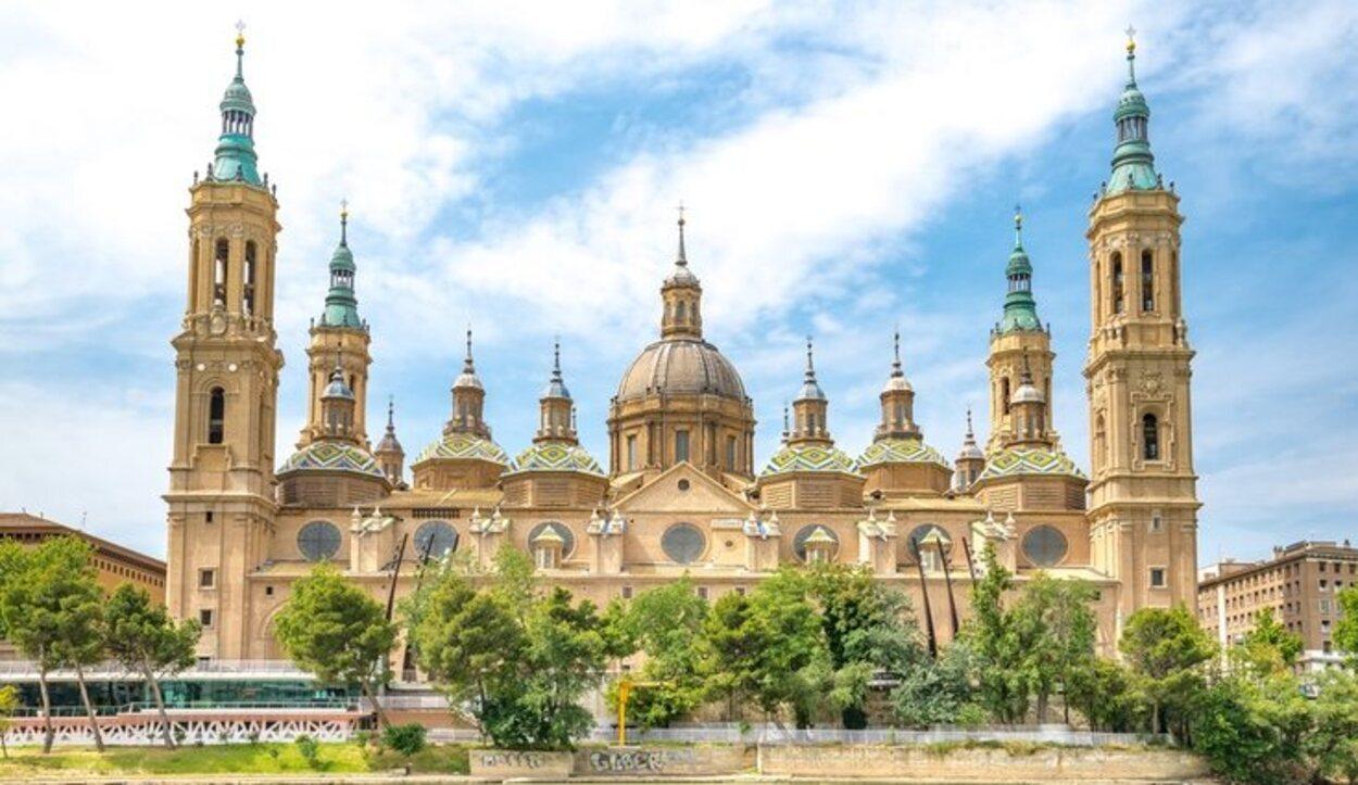 La Basílica del Pilar es uno de los templos barrocos más importantes del mundo