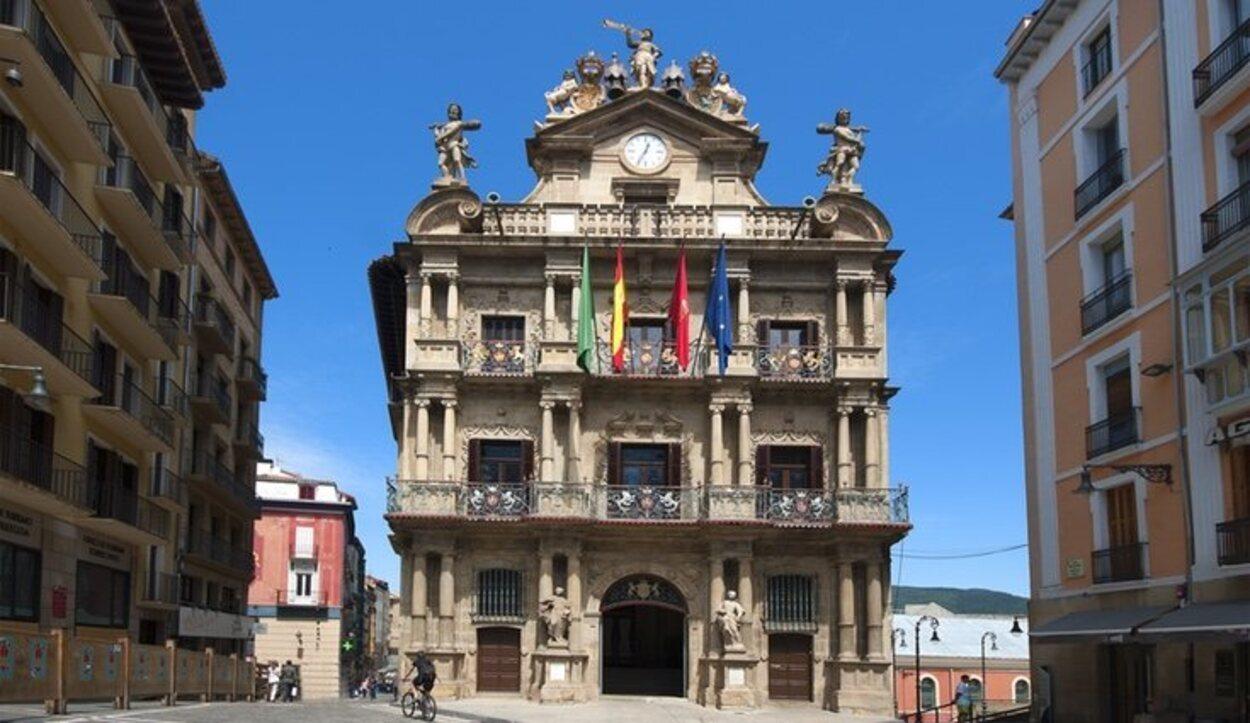 Este edificio se construyó en 1753 por arquitecto Juan Miguel Goyeneta