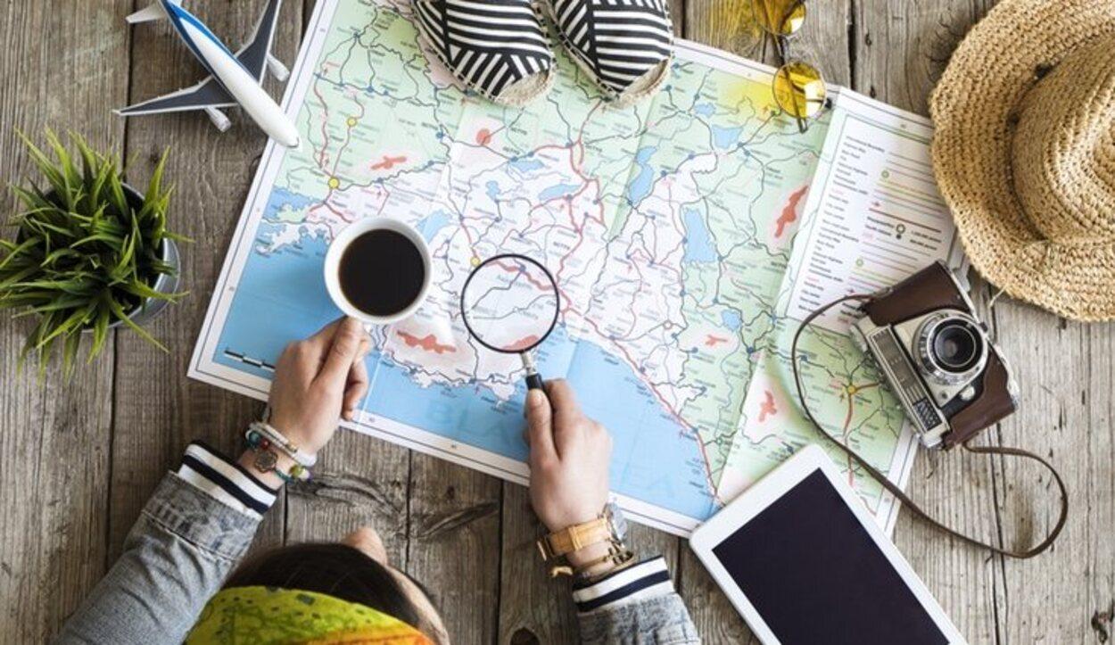 La organización para viajar en familia es primordial