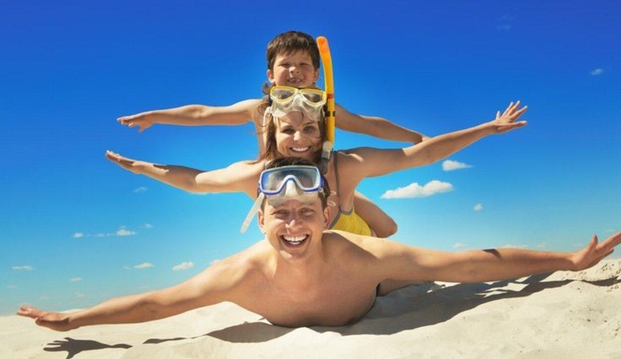 Hay personas que adoran viajar en familia, otras lo temen