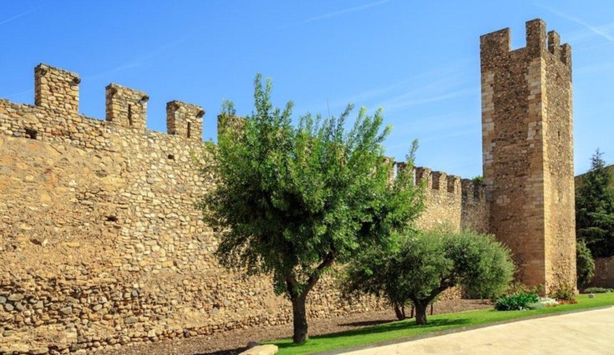 La muralla de Montblanc es la principal atracción turística del pueblo catalán