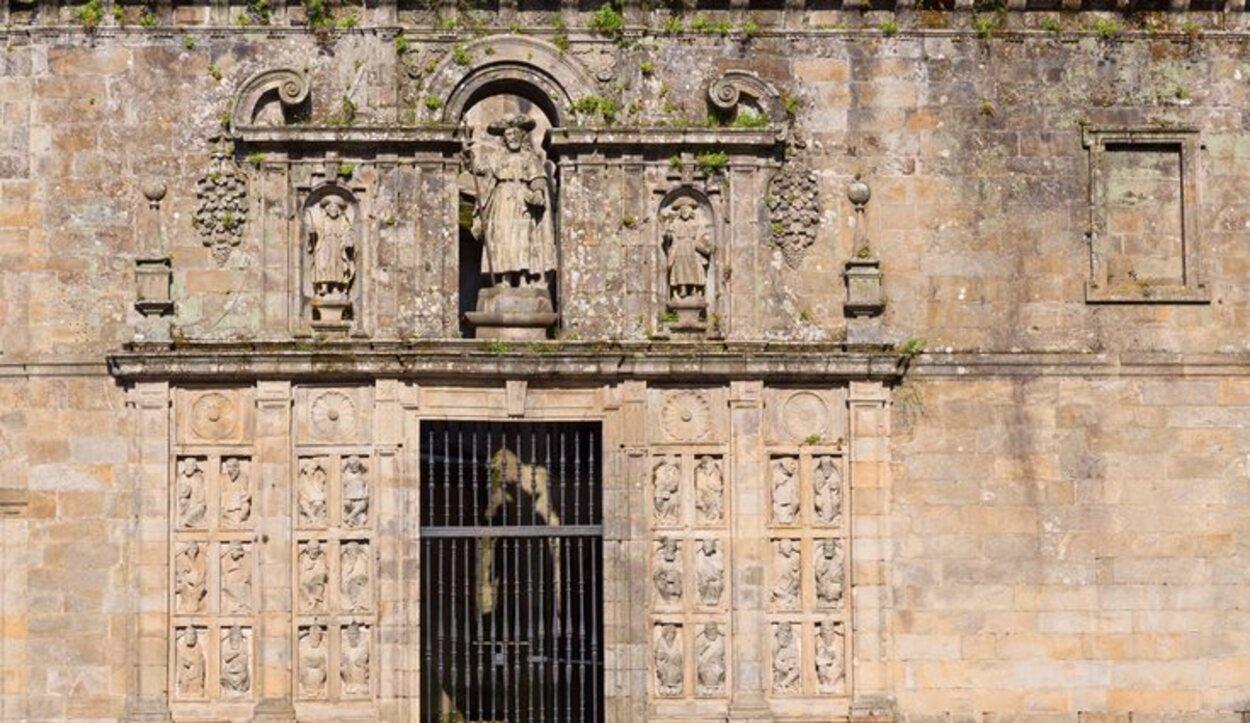 La Puerta Santa solo se abre los años Jacobeos