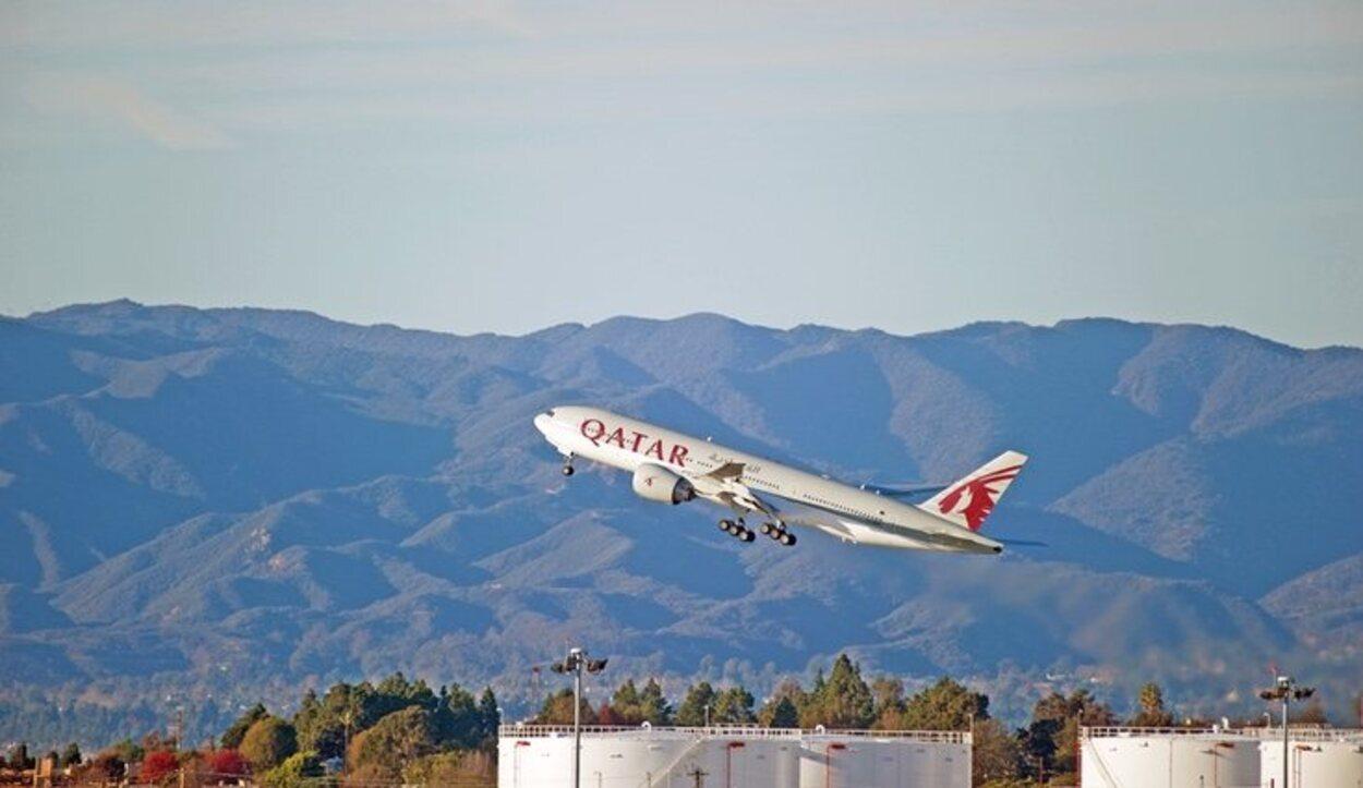 El avión es el medio de transporte más elegido a la hora de viajar