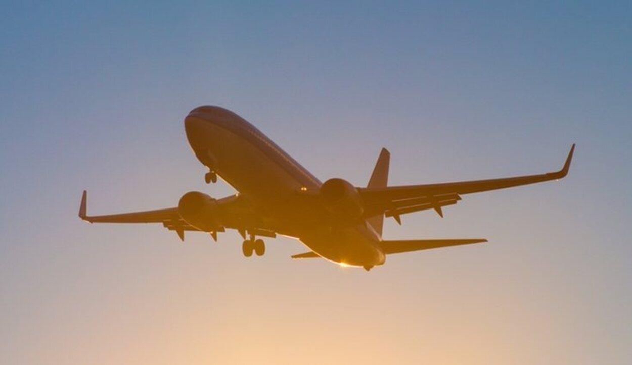A la hora de viajar el avión es el transporte que más se utiliza